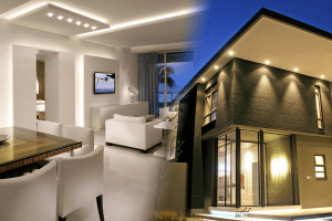 Maui home interior and exterior lighting install repair service