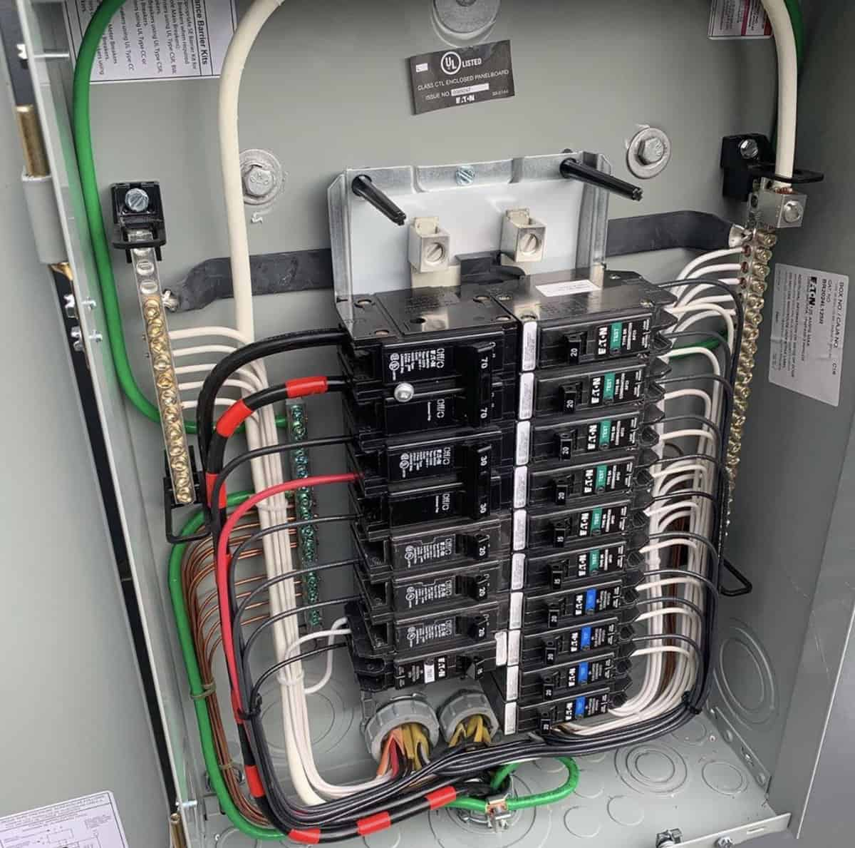 Maui Home Electrical Panel Upgrades Services Electric Maui Nui