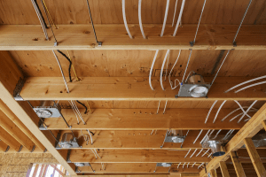 romex wiring for recessed lighting