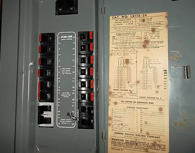 FPE panel